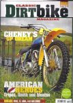 CLASSIC DIRT BIKE - MOTORCYCLE MAGAZINE - ISSUE 5 2007 - M2128